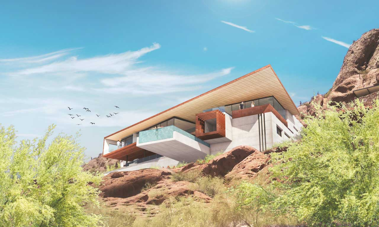 Red Rock Residence