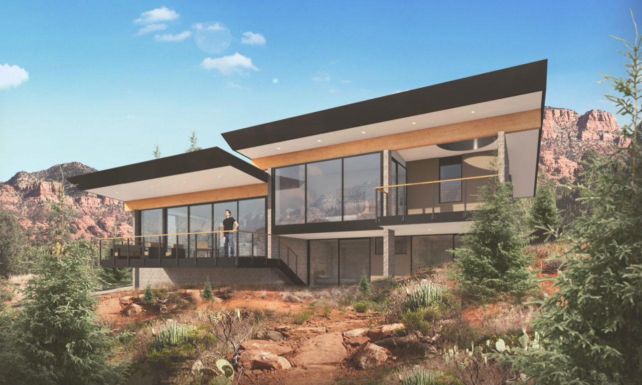 Sedona Buttes Residence