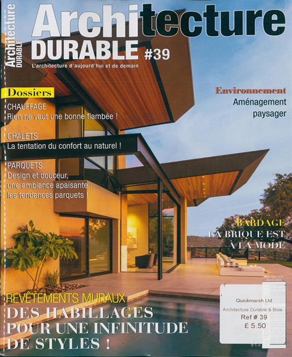 Architecture Durable - Issue 39