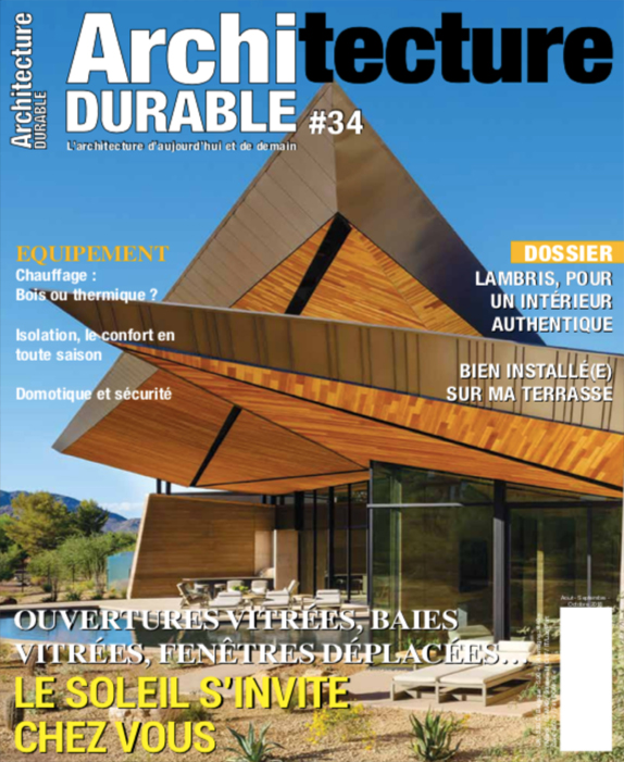 Architecture Durable - Issue 34