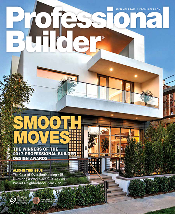 Professional Builder - September 2017