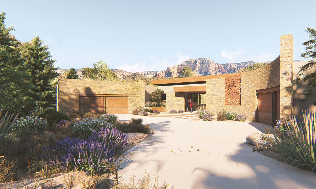 Sedona Secluded Retreat