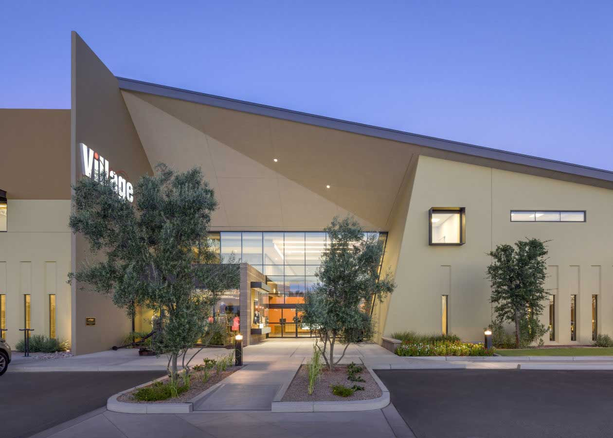 Ocotillo Village Health Club
