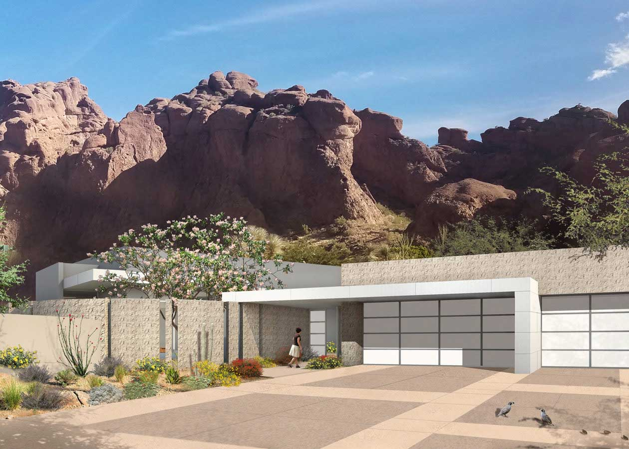 Echo Canyon Residence