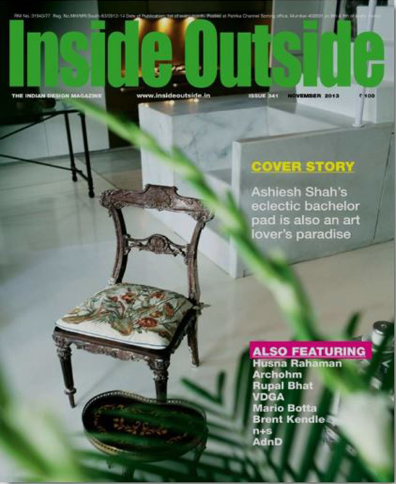 Inside Outside - Issue 341