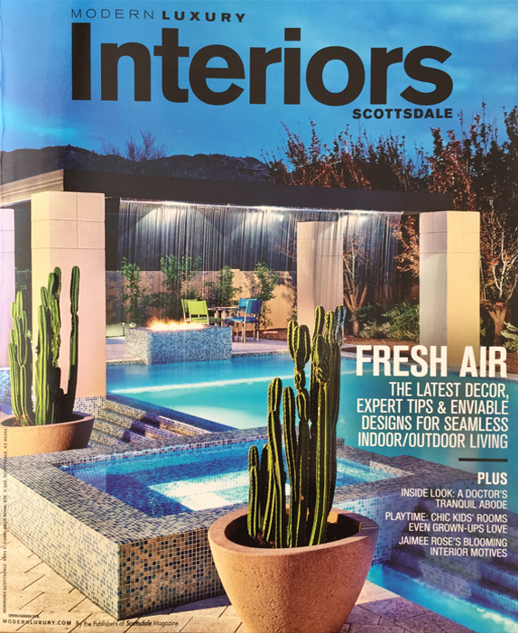 Modern Luxury Scottsdale Interiors - Spring/Summer 2016