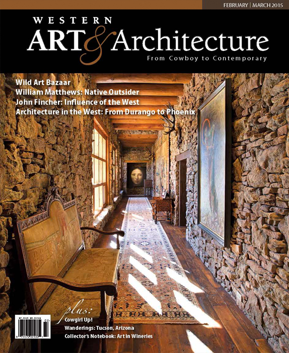Western Art and Architecture - March 2015