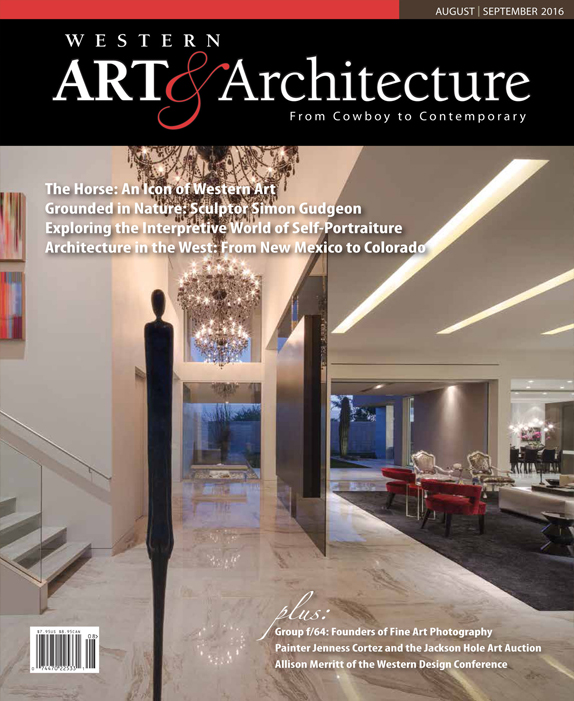 Western Art and Architecture - August/September 2016